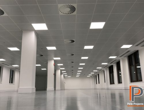 Suspended Ceilings – Throgmorton Ave