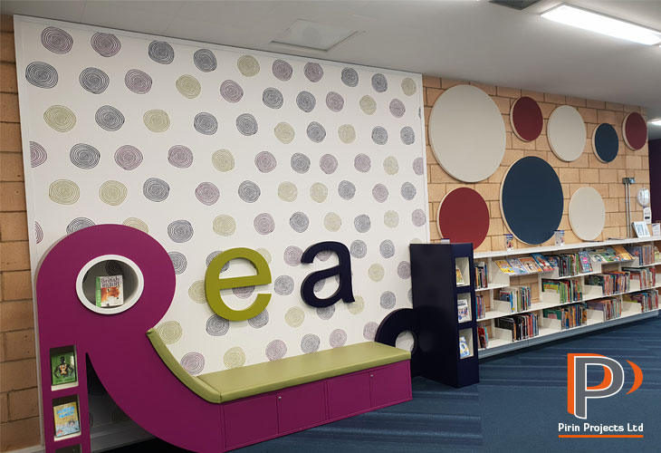 Acoustic panel installations in St Albans, Hertfordshire